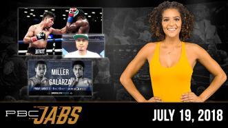 PBC Jabs: July 19, 2018