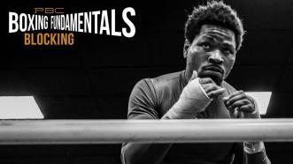 PBC Boxing Fundamentals: Blocking Defense