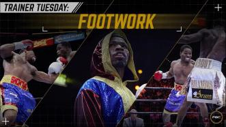 Trainer Tuesdays: Footwork with Shawn Porter