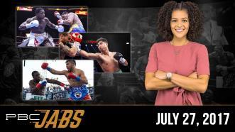 PBC Jabs: July 27, 2017