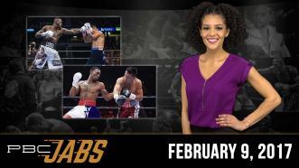 PBC Jabs: February 9, 2017
