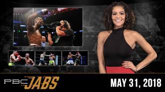 PBC Jabs: May 31, 2018