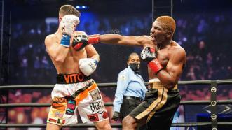 Mielnicki Jr vs Martin - Watch Fight Highlights | April 17, 2021