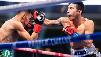 Ramirez vs Flores - Watch Fight Highlights | December 5, 2019
