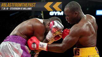 Blast From The Past - 7.29.16 - Stevenson vs. Williams