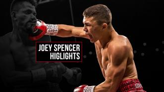 Joey Spencer Highlights