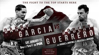 Garcia vs Guerrero preview: January 23, 2016