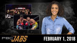 PBC Jabs: February 1, 2018