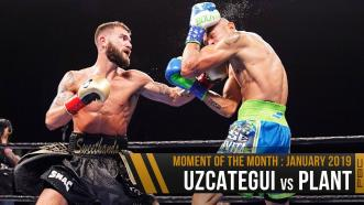 January 2019 Moment of the Month: Uzcategui vs Plant