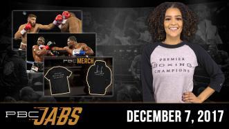 PBC Jabs: December 7, 2017
