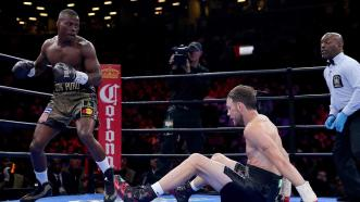Lee vs Quillin Highlights: April 11, 2015