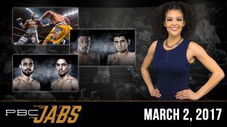 PBC Jabs: March 2, 2017