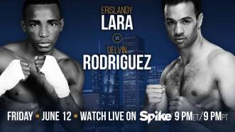 Lara vs Rodriguez, Beterbiev vs Johnson preview: June 12, 2015