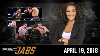 PBC Jabs: April 19, 2018