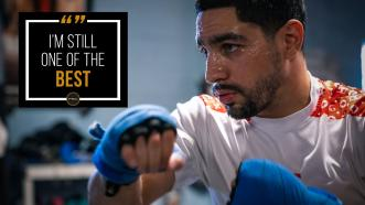 Danny Garcia: The Road to Redemption