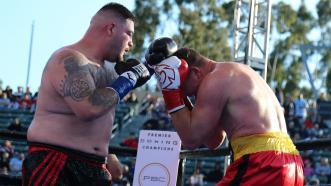 Ruiz Jr. vs Dimitrenko - Watch Full Fight | April 20, 2019