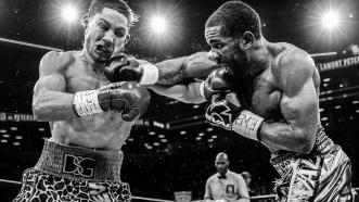 Garcia vs Peterson full fight: April 11, 2015