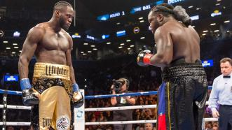 Wilder vs Stiverne 2 Full Fight: November 4, 2017