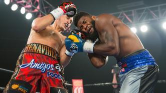Benavidez vs Douglin full fight: August 5, 2016
