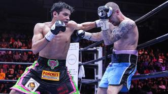 Figueroa vs Burns full fight: May 9, 2015
