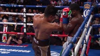 Broner - Garcia Fight Night Recap