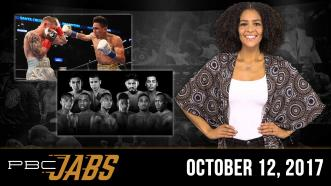 PBC Jabs: October 12, 2017