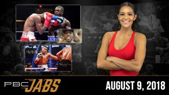 PBC Jabs: August 9, 2018