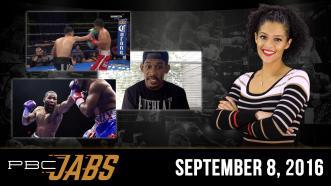 PBC Jabs: September 8, 2016