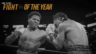 PBC Best of 2016: Fight of the Year