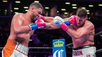 Breazeale vs Negron - Watch Video Highlights   December 22, 2018