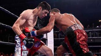 Spence vs Barrera full fight: November 28, 2015