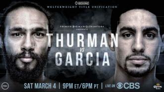 Thurman vs Garcia PREVIEW: March 4, 2017