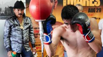 Getting to know Leo Santa Cruz