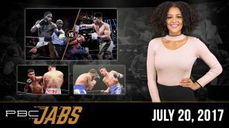 PBC Jabs: July 20, 2017