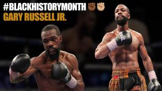 Black History Month: Gary Russell Jr