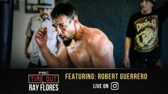 Robert Guerrero Still Wants Top Names at 147 Pounds