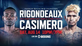 Rigondeaux vs Casimero PREVIEW: August 14, 2021   PBC on SHOWTIME