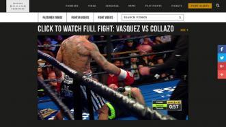 Vasquez vs Collazo highlights: February 2, 2017