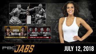 PBC Jabs: July 12, 2018