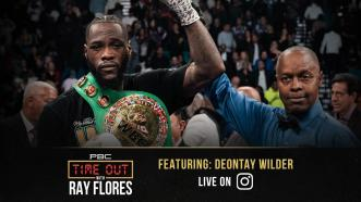 """Deontay """"The Bronze Bomber"""" Is BACK and Ready for Revenge"""