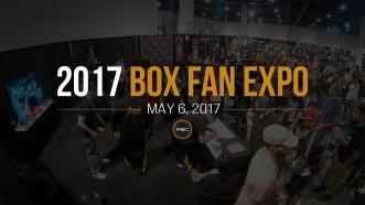 PBC Recap from the 2017 Box Fan Expo