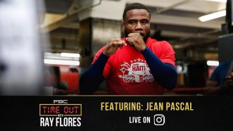 Jean Pascal knows he's the man to beat at 175 pounds