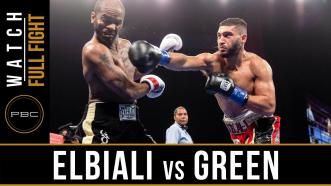Elbiali vs Green- Watch Full Fight | January 13, 2019
