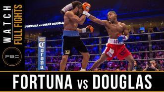 Fortuna vs Douglas full fight: November 12, 2016