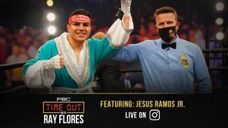 Jesus Ramos Jr. is Focused on Becoming a World Champion by Age 21