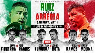 Ruiz Jr. vs Arreola PREVIEW: May 1, 2021 | PBC on FOX PPV