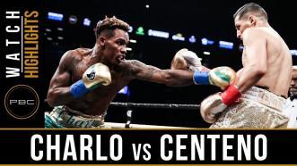 Charlo vs Centeno Highlights: April 21, 2018 - PBC on Showtime