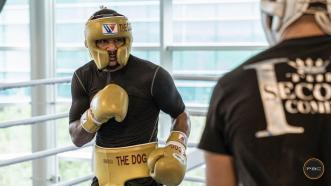 Anthony Dirrell is ready for a dogfight on September 28th
