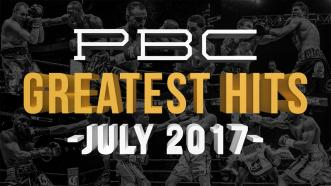 PBC Greatest Hits - July 2017