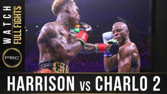 Harrison vs Charlo 2 - Watch Full Fight | December 21, 2019